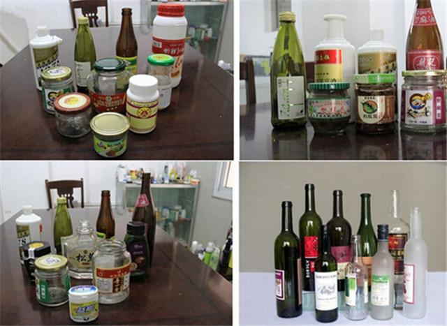 Anvendelse af etiketteringsmaskine rund flaskemærker: