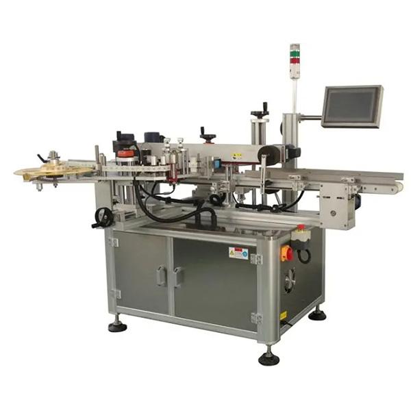 Automatisk kartonhjørnetiketteringsmaskine - En eller to sidekartonmærkningsmaskiner