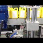 Automatisk rengøringsmiddel til mærkning af flydende flaske