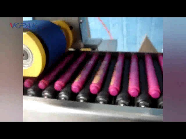Automatisk farveblyanter til læbepomade-mærkemaskine