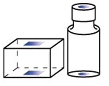 Automatiske detaljer til mærkning af mærkater med dobbeltsider øverst og nederst