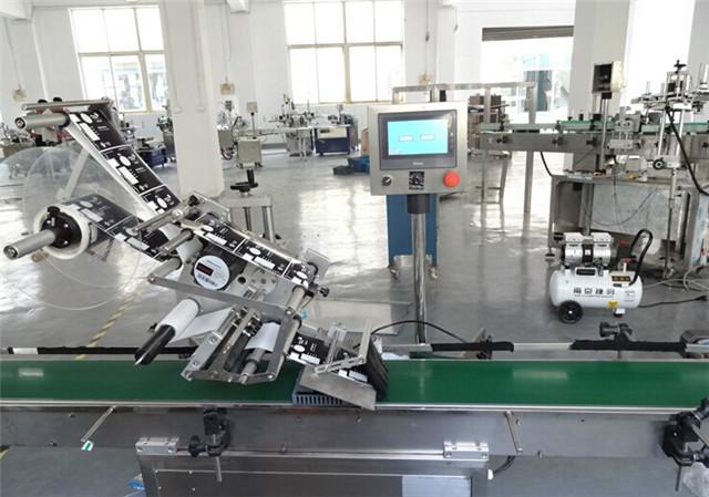 Automatiske flade overflademærkningsmaskiner til kartonæsker Detaljer