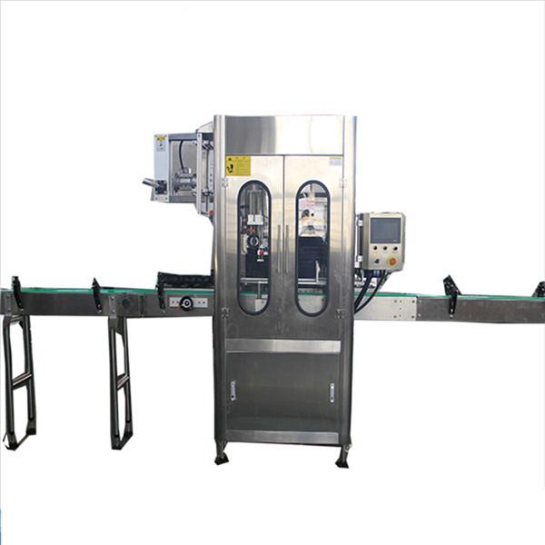 Automatisk højhastigheds flaskekrympemuffemaskine