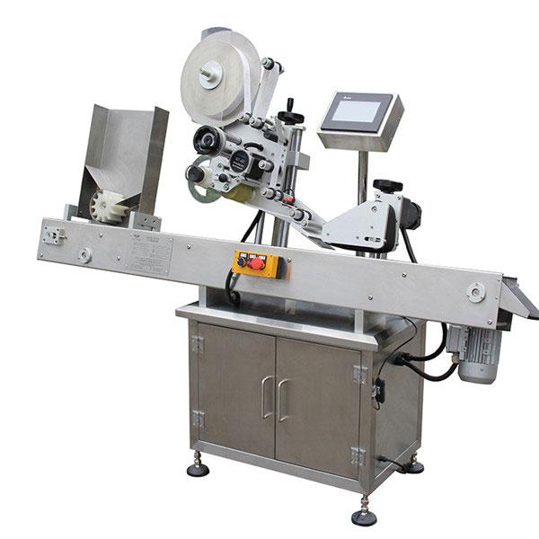 Automatisk vandret omvikling af mærkningsmaskine