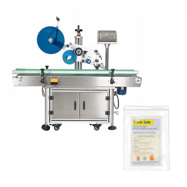 Taske mærkning maskine