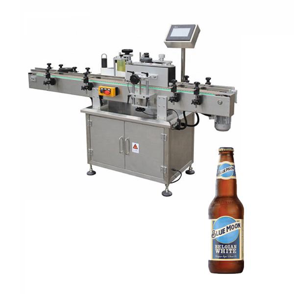 Mærkning af ølflaskemaskine