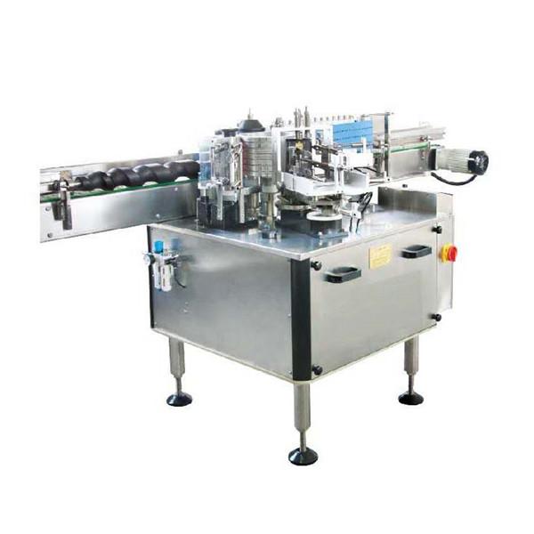 Høj hastighed Automatisk kold lim mærkning maskine til våd lim