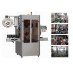 Højhastigheds fuldautomatisk PVC-ærme krymp applikatormærkning maskine