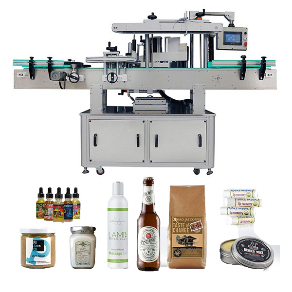 Produktmærke maskine