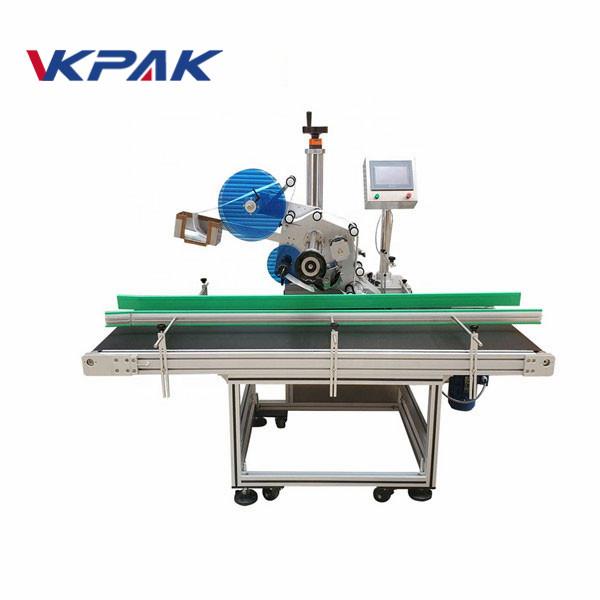 Skrabekortpapir Automatisk topmærkningsmaskine