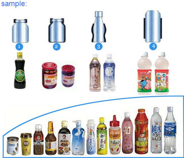 Æske krympemærkning af slutprodukter