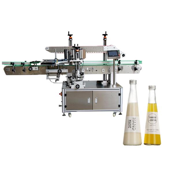Konisk flaskemærkningsmaskine