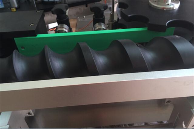 Detaljerne i automatisk roterende positioneringsmærke maskine